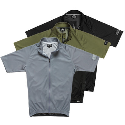 S1-A Riding Jersey Bundle – Three Colors