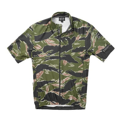 S2-R Tiger Camo Jersey – Surplus Green