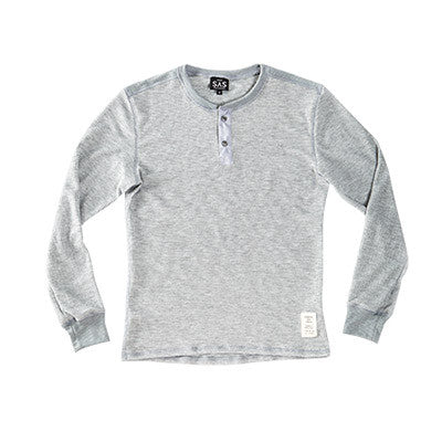 S3-B Base Layer – Grey Heather
