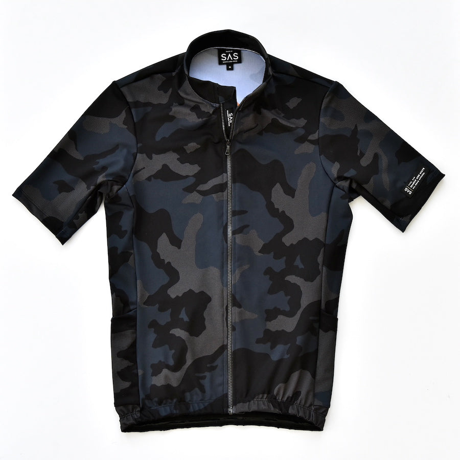 Black Ops Camo S2-R Short-Sleeve Jersey