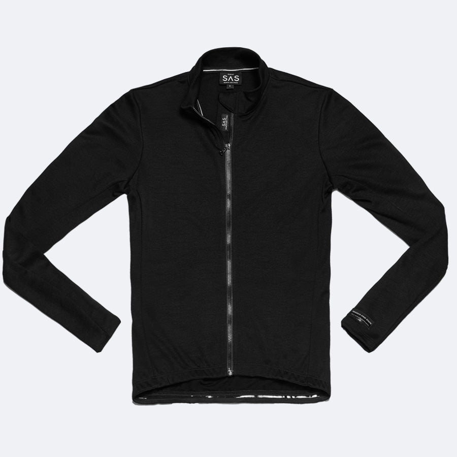 Long Sleeve Merino Jersey