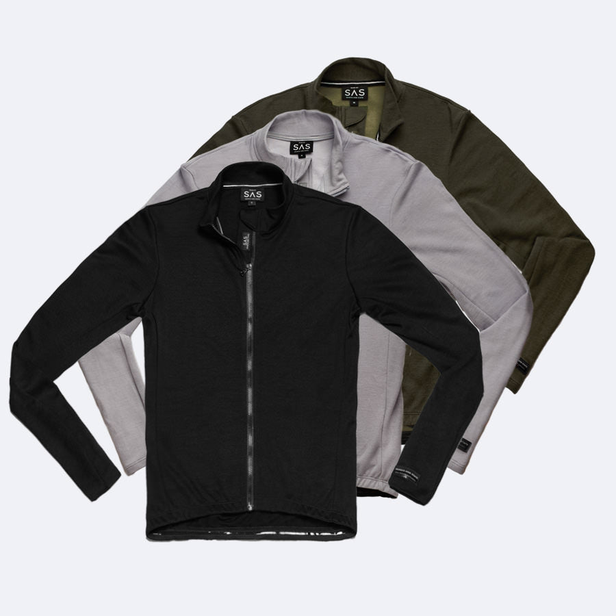 Long Sleeve Merino Jersey Bundle