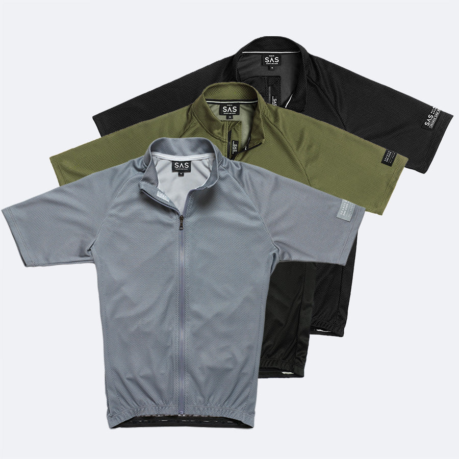 S1-A Riding Jersey Bundle