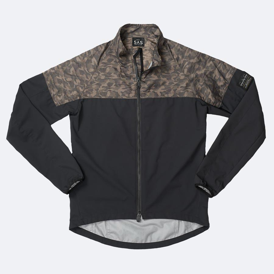 S1-J Camo Colorblock Riding Jacket