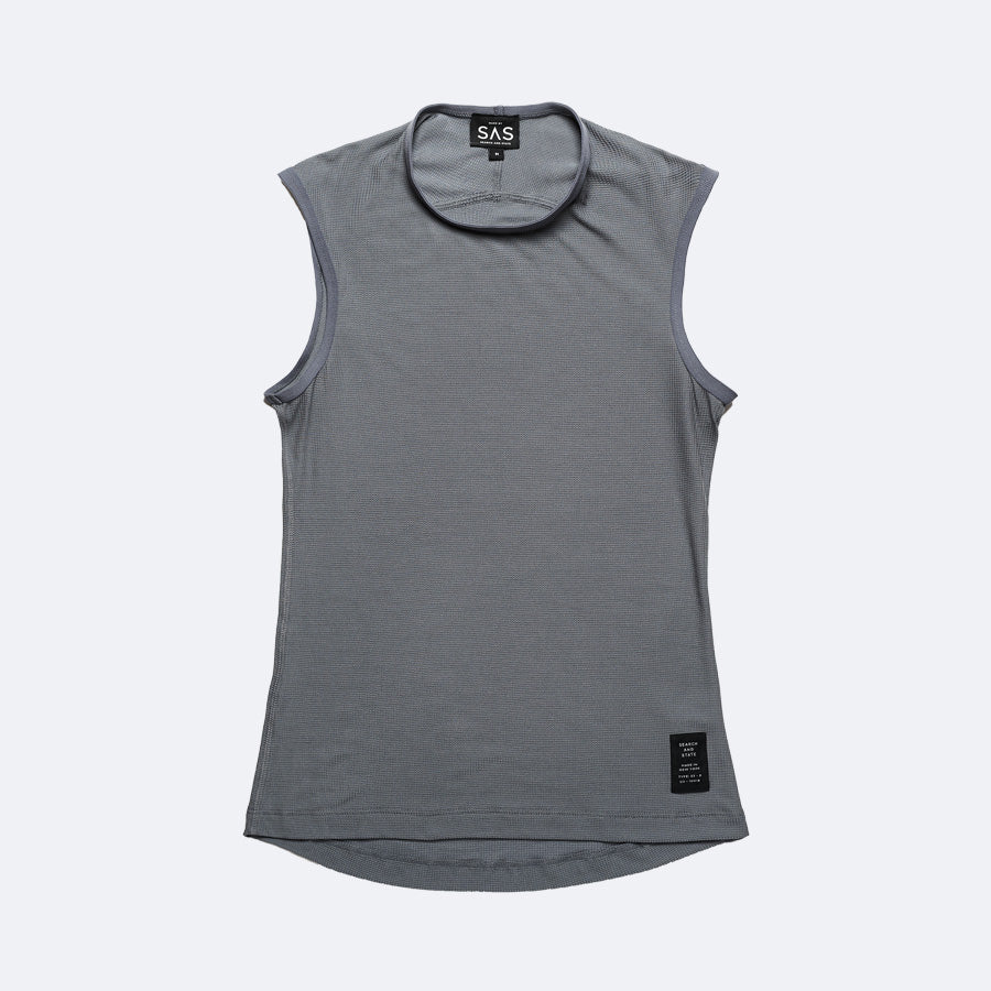 Sleeveless Merino Base Layer
