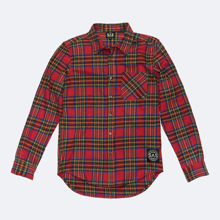 Sustainable NY Flannel 01-A
