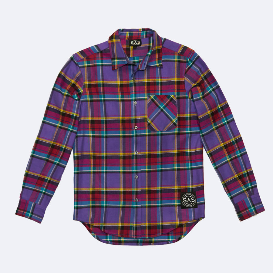 Sustainable NY Flannel 01-B