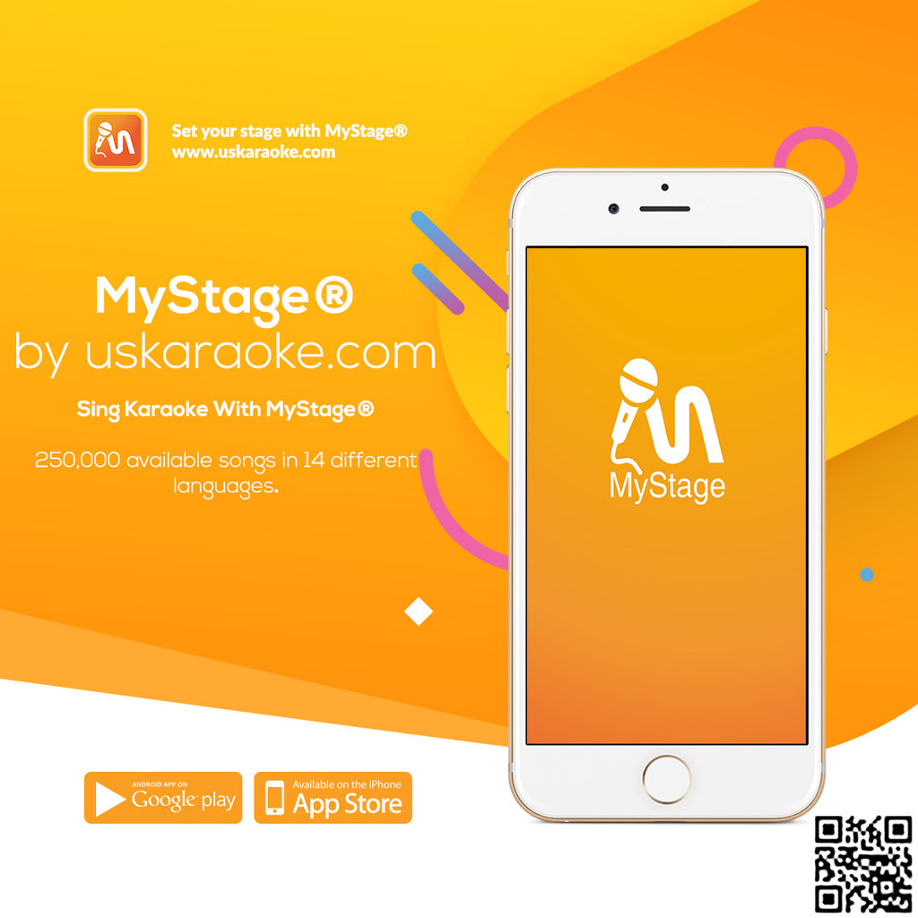 Introducing the MyStage® karaoke app