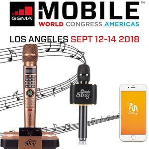 Mobile World Congress Americas 2018 | MyStage® | US Karaoke