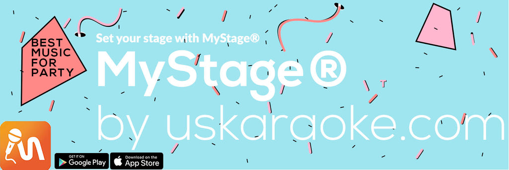 MyStage Karaoke app by US Karaoke compatible with MagicSing