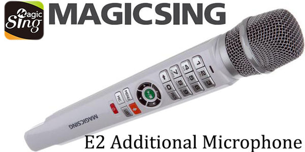Magic Sing E2 Additional Microphone