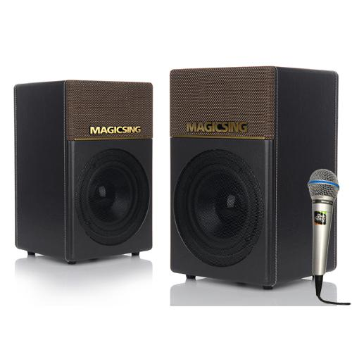 Magic Sing KP650 bluetooth karaoke speakers