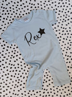 Personalised Romper