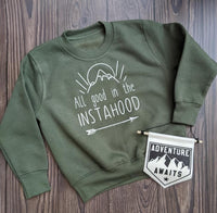 'All Good' Sweater