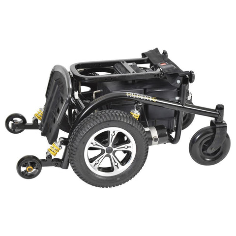 Drive Trident Front Wheel Drive Power Chair - 20""