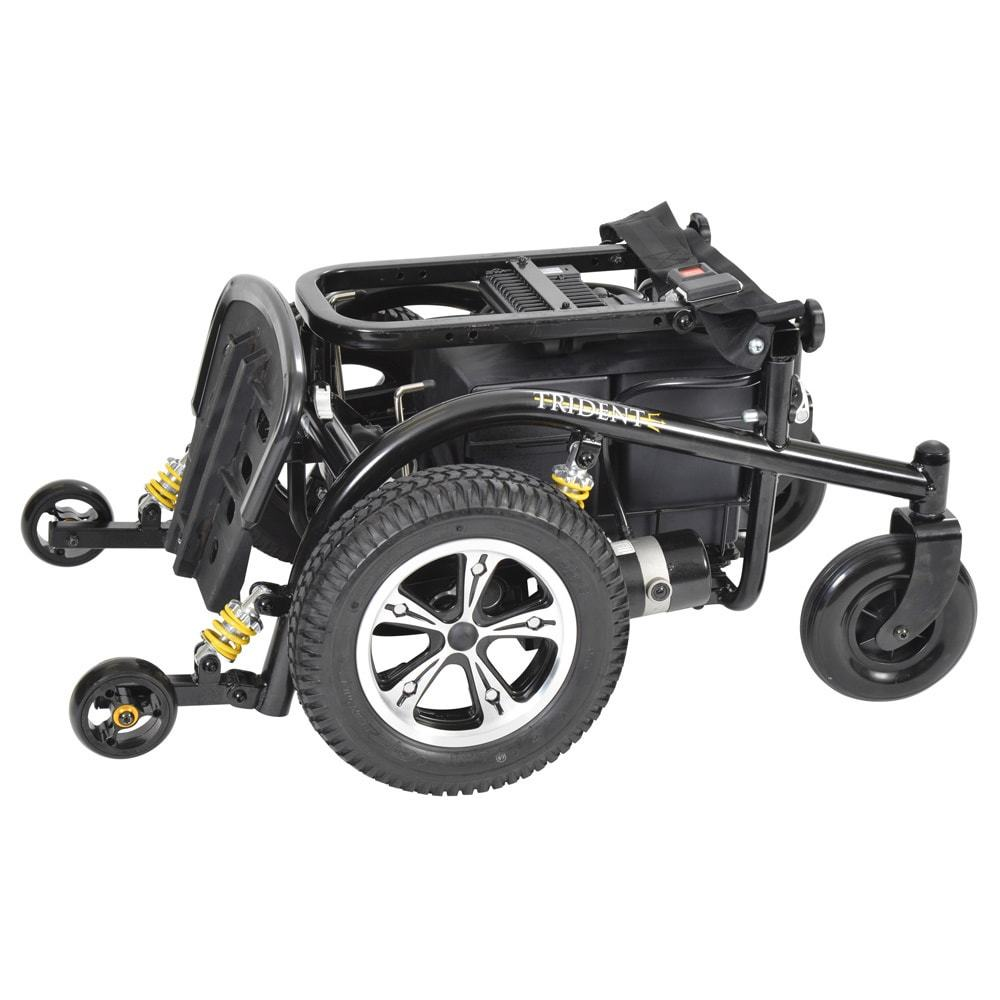 Drive Trident Front Wheel Drive Power Chair - 18""