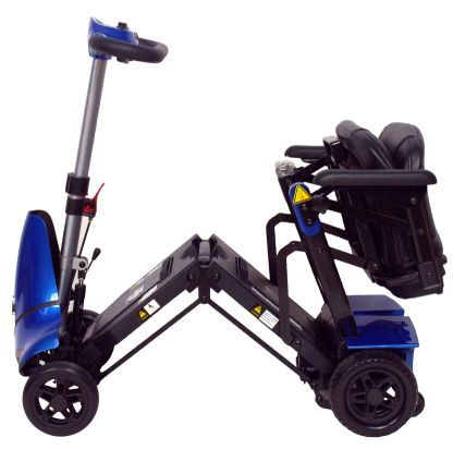 Image of Mobie Plus Folding Mobility Scooter - 2018 Model