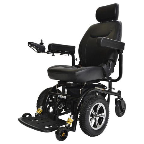 Image of Drive Trident Front Wheel Drive Power Chair - 18""