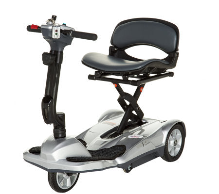 EV Rider Transport AF+ Automatic Folding Travel Mobility Scooter - Airline Approved - Get $50 In Free Accessories