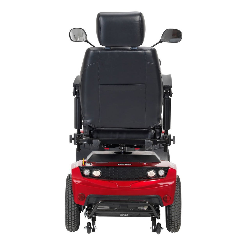 Drive Panther 4-Wheel Heavy Duty Power Mobility Scooter - Black