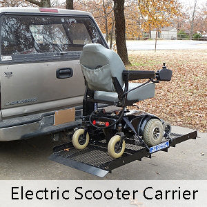 EWheels EW-54 Four Wheel Heavy Duty Mobility Scooter - Get $50 In Free Accessories