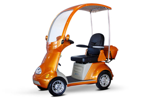 Image of EWheels EW-54 Four Wheel Heavy Duty Mobility Scooter - Get $50 In Free Accessories