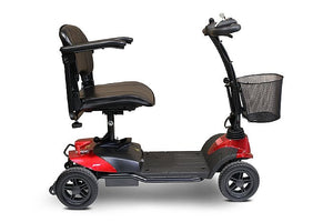 EWheels Medical EW-M35 Lightweight Four Wheel Portable Travel Mobility Scooter