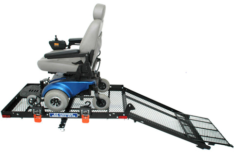 "Image of Mobility Scooter/Power Wheelchair Manual Carrier 32"" X 60"""