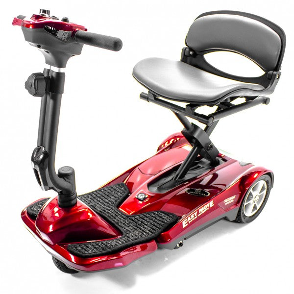 EV Rider Transport AF Automatic Folding Travel Mobility Scooter - Airline Approved - Get $50 In Free Accessories
