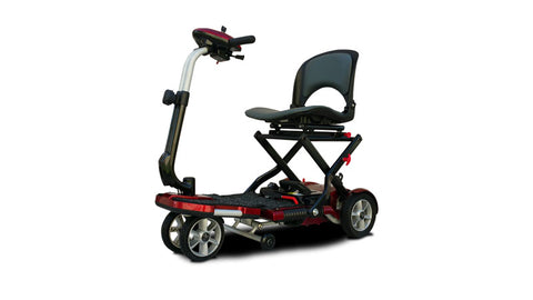 Image of EV Rider Transport PLUS Travel Folding Mobility Scooter - Get $50 In Free Accessories