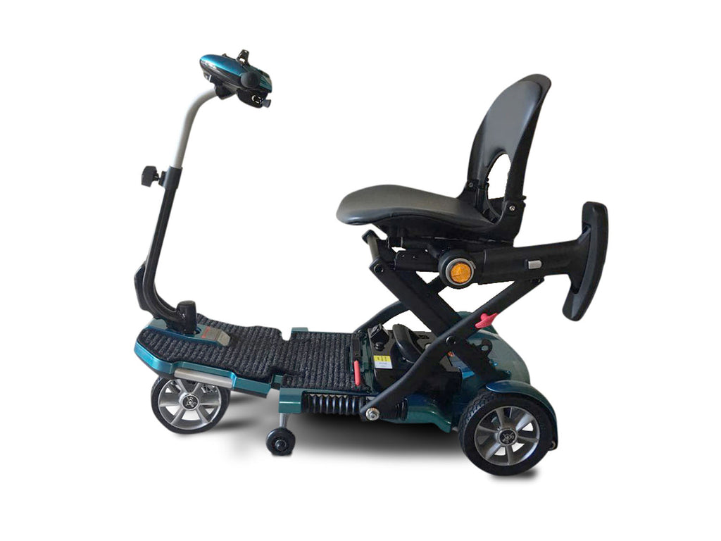 EV Rider Transport PLUS Travel Folding Mobility Scooter - Get $50 In Free Accessories