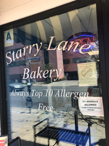 starry lane bakery yum dessert allergy friendly