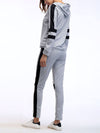 Comfortable Unique Track Suit For Women With Long Sleeve-Grey 2