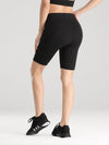 Women'S Tight Quick-Drying Sports Leggings For Yoga-Black 3
