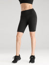 Women'S Tight Quick-Drying Sports Leggings For Yoga-Black 1