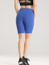 Women'S Tight Quick-Drying Sports Leggings For Yoga-Sapphire Blue 2