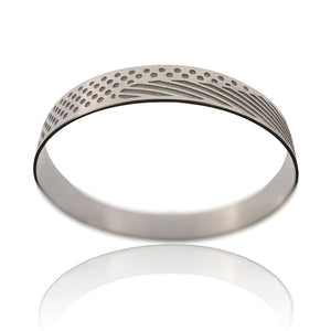 DOTS & LINES BANGLE FLAT- Antonello Figlia