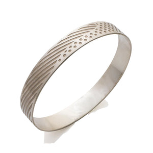DOTS & LINES BANGLE SIDEVIEW- Antonello Figlia