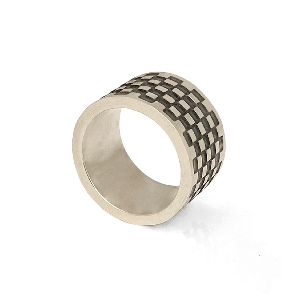 square ring oxidised