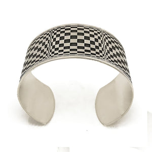 optical silver cuff frontal