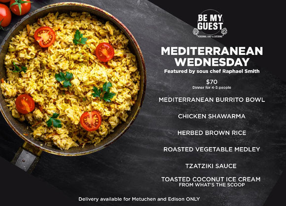 MEDITERRANEAN WEDNESDAY
