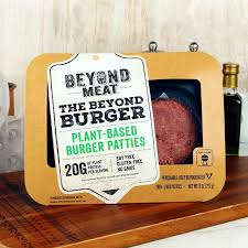 Vegan Beyond Burger