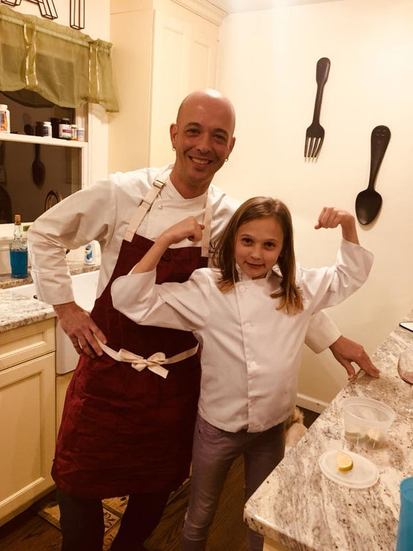 Cooking with a Chef