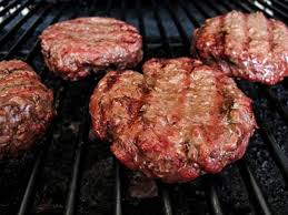 BMG Basic Grass Fed Beef Burger