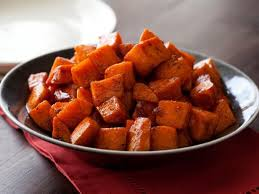 Max Sweet Potatoes