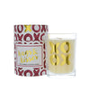 Candlelight Home Boxed Candle Candlelight Hugs & Kisses Wax Filled Pot Candle in Gift Box Prosecco Scent 220g 6PK