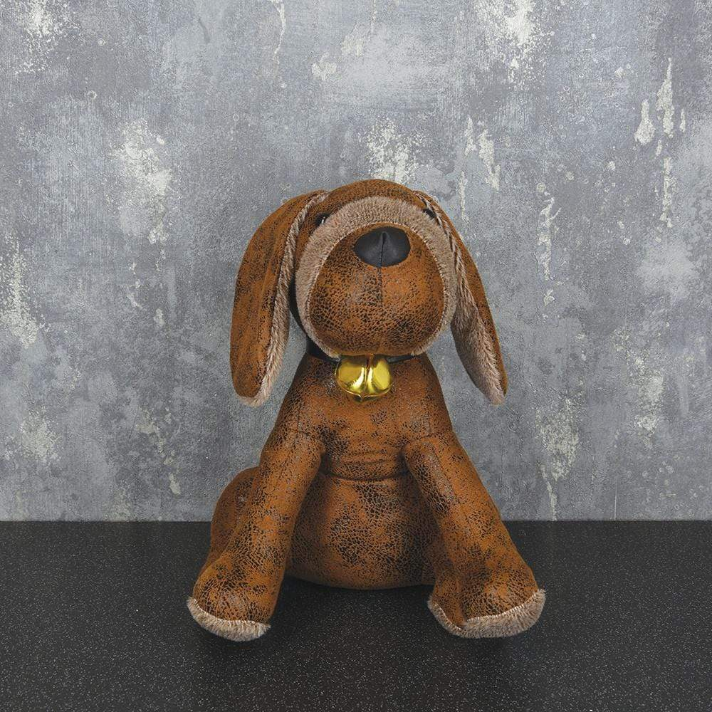 Candlelight Home Door Stoppers Douglas the Dog Door Stopper Brown 28cm 1PK