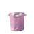 Laundry Bag with Pom Poms Pink 45cm 1PK
