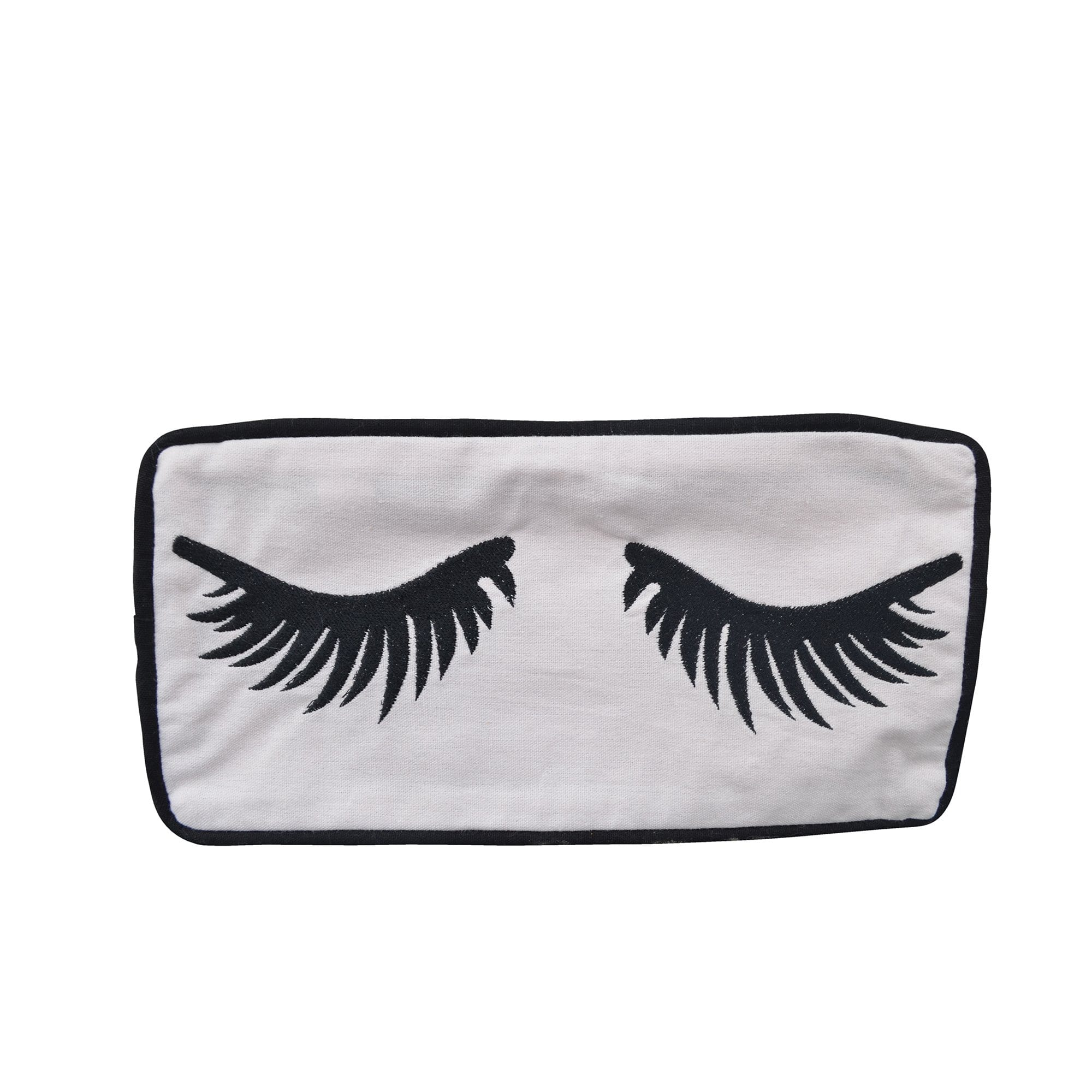 Candlelight Home Makeup Bags Eyelash Makeup Bag Pink 30cm 12PK