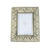 "Metal Photo Frame Large Antique Gold 5x7"" 6PK"
